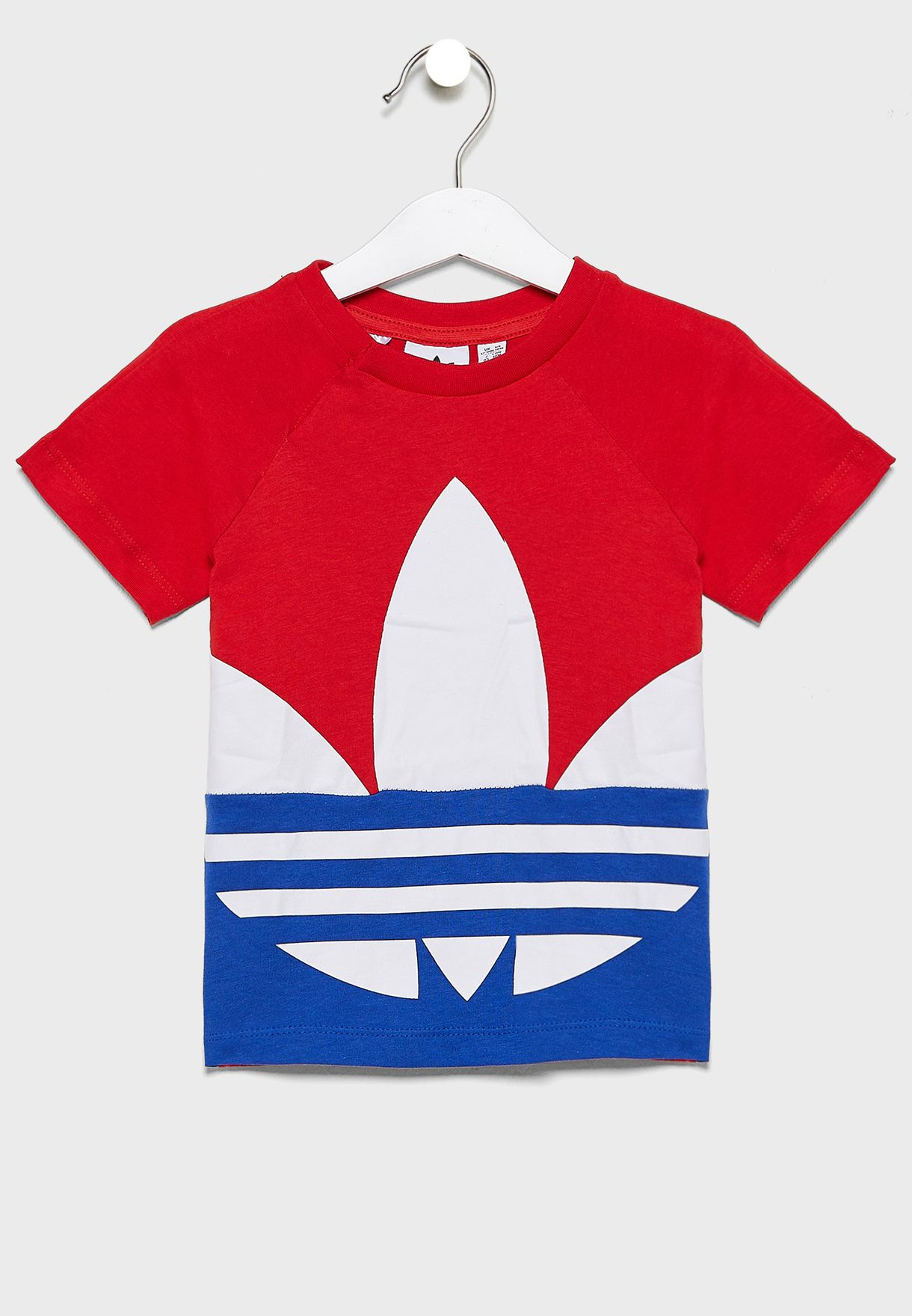 Infant adicolor Big Trefoil T-Shirt