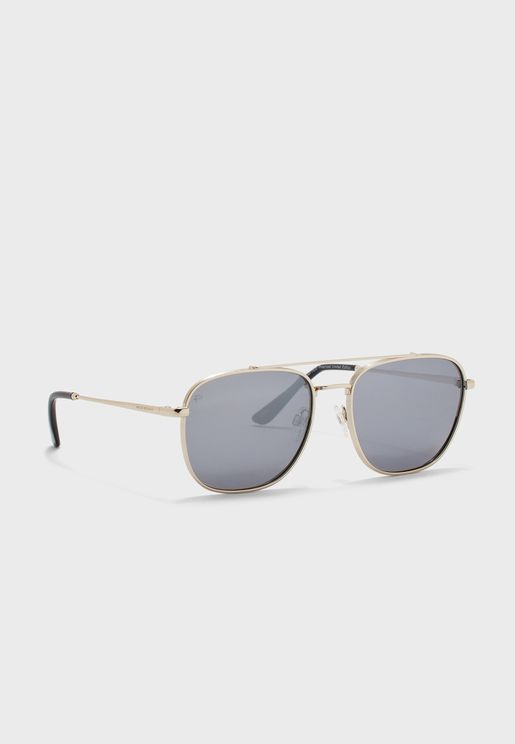 The Floridian Square Sunglasses