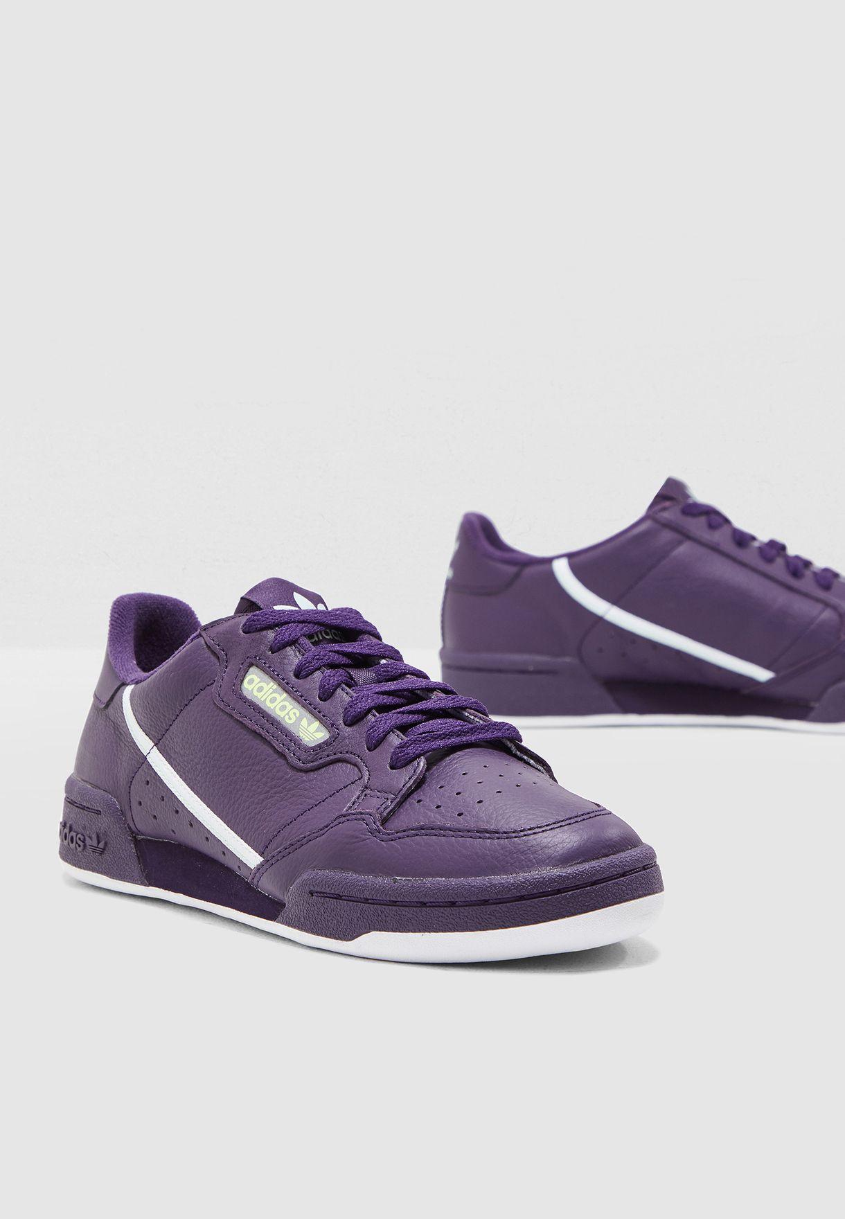 adidas original purple