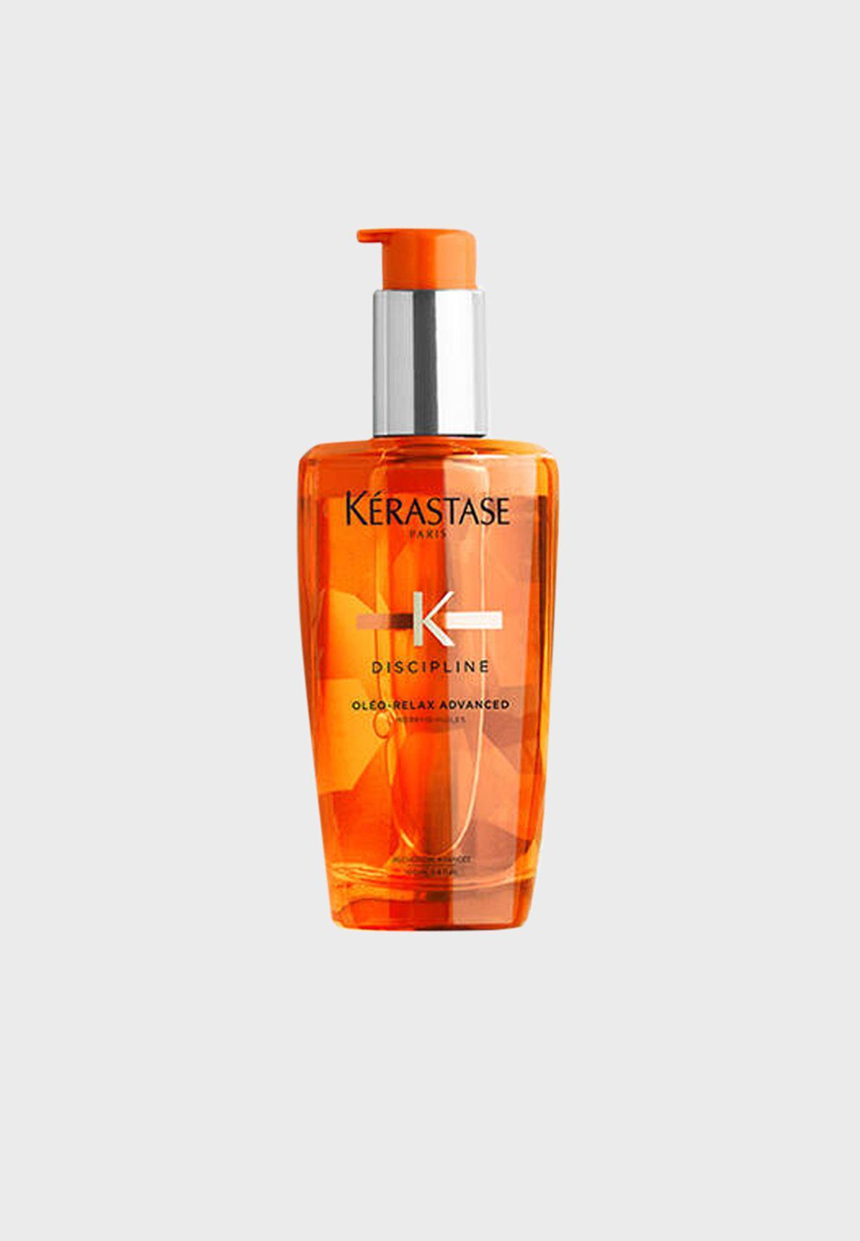 Discipline Anti Frizz Hair Oil 100ml