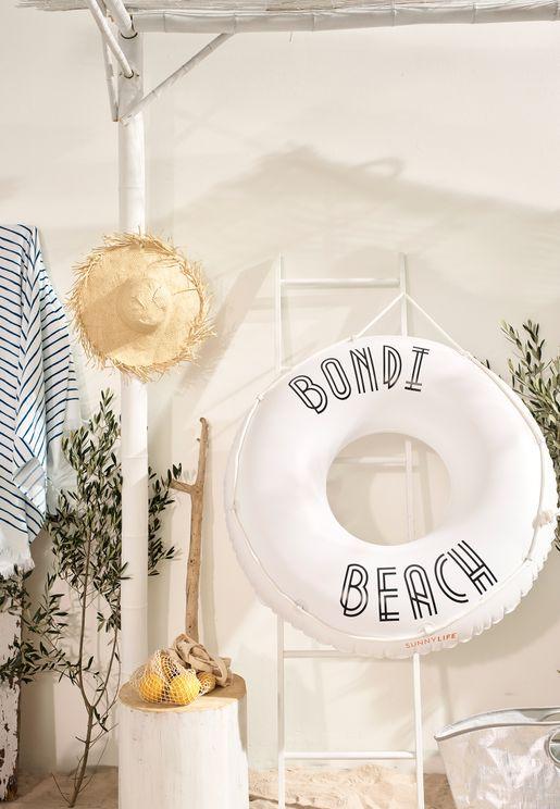 Bondi Inflatable Pool Ring