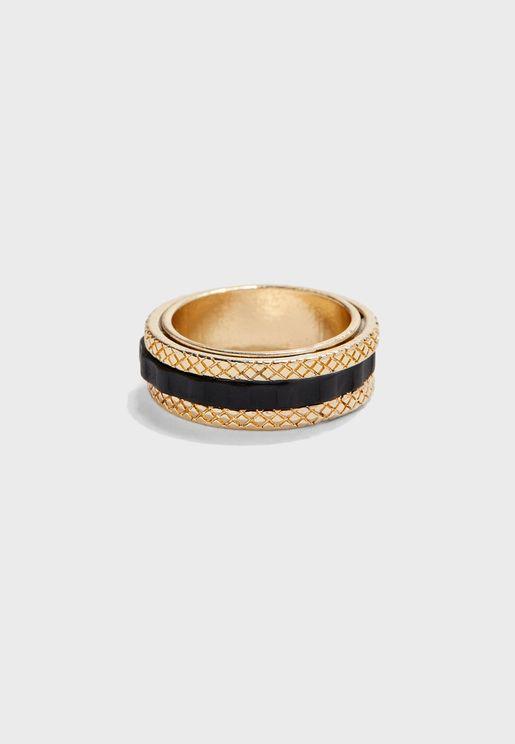 Galalesen Band Ring