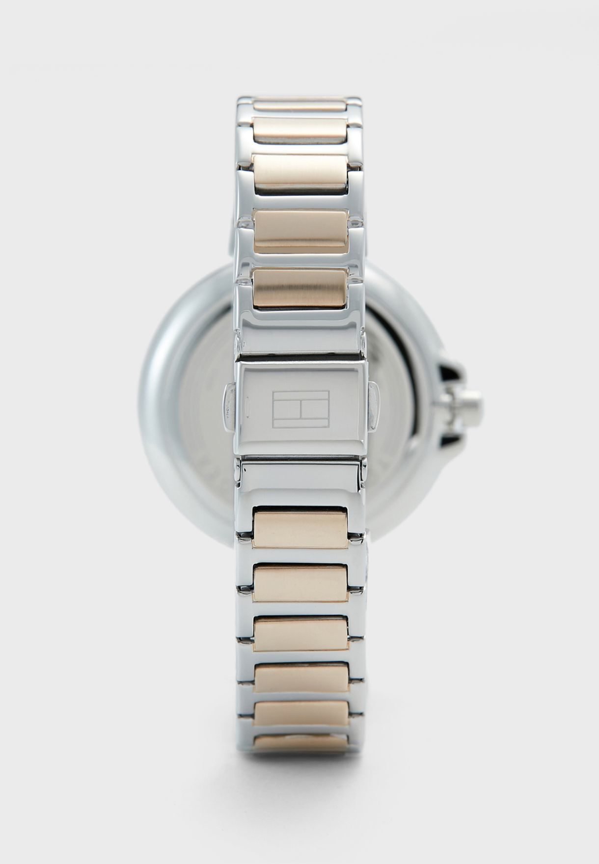 Angela Stainless Steel Strap Watch