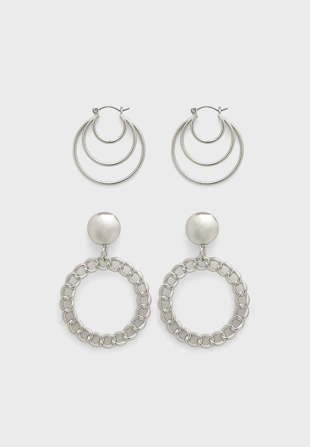 Multipack Elsy Earrings