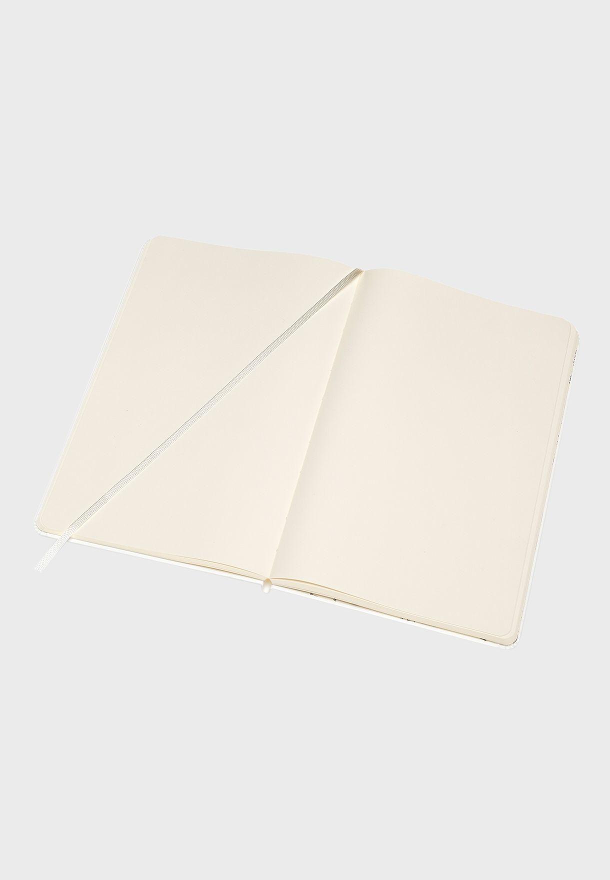 دفتر ملاحظات بطبعة ستيفن هارينجتون