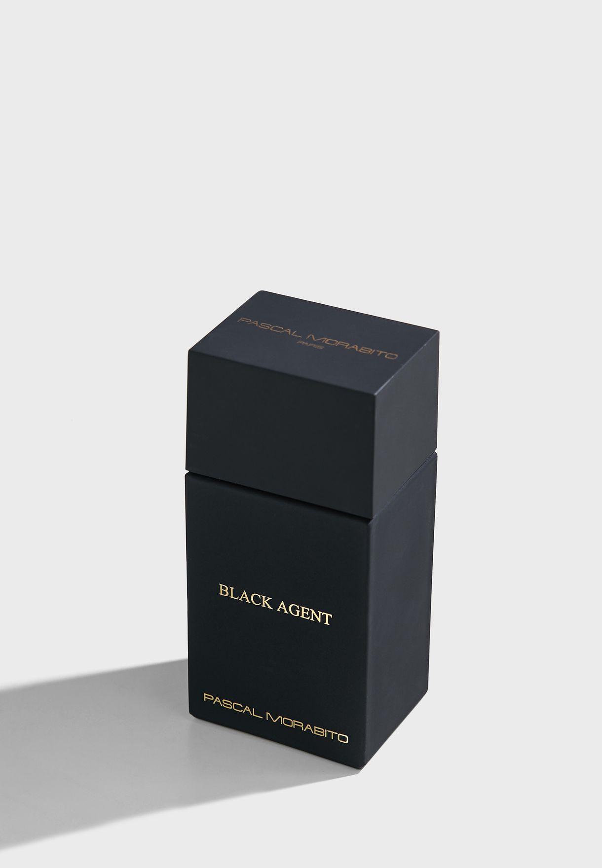 Black Agent Edt 100Ml