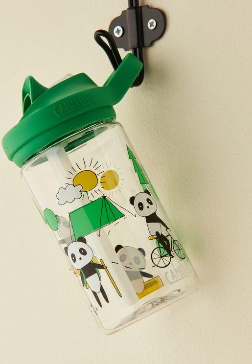 Eddy Playful Pandas Water Bottle - 415ML