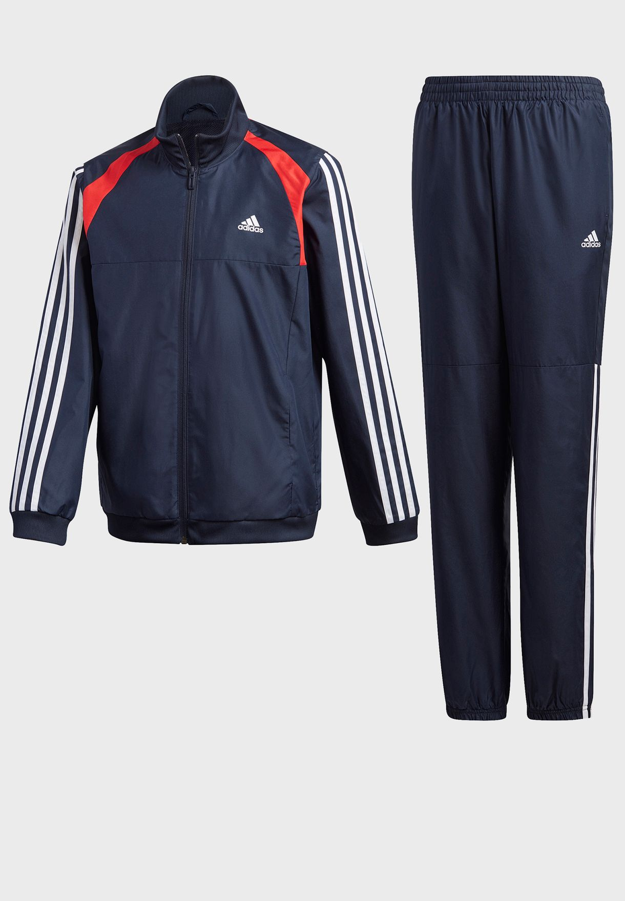 Youth Essential Woven Tracksuit