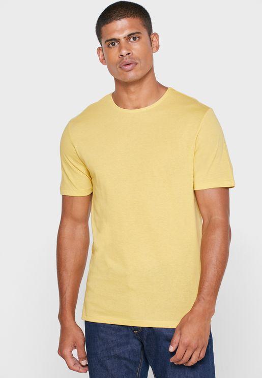 Kace Crew Neck T-Shirt