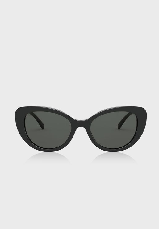 0VE4378 Cat Eye Sunglasses
