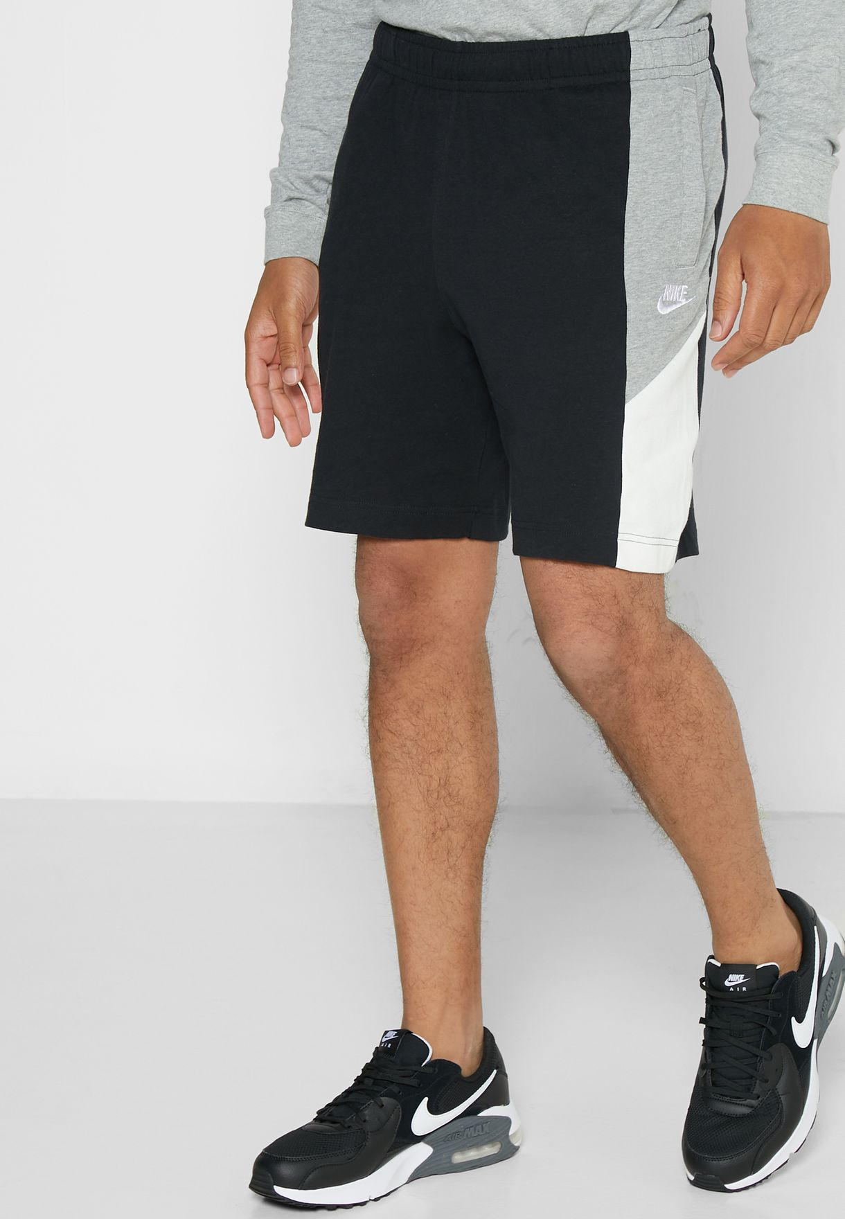 NSW Colour Block Shorts