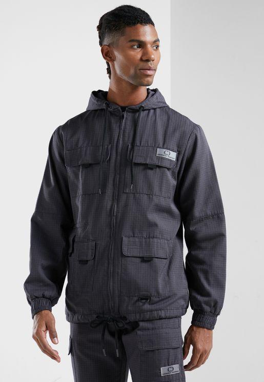 Ripstop Cargo Jacket