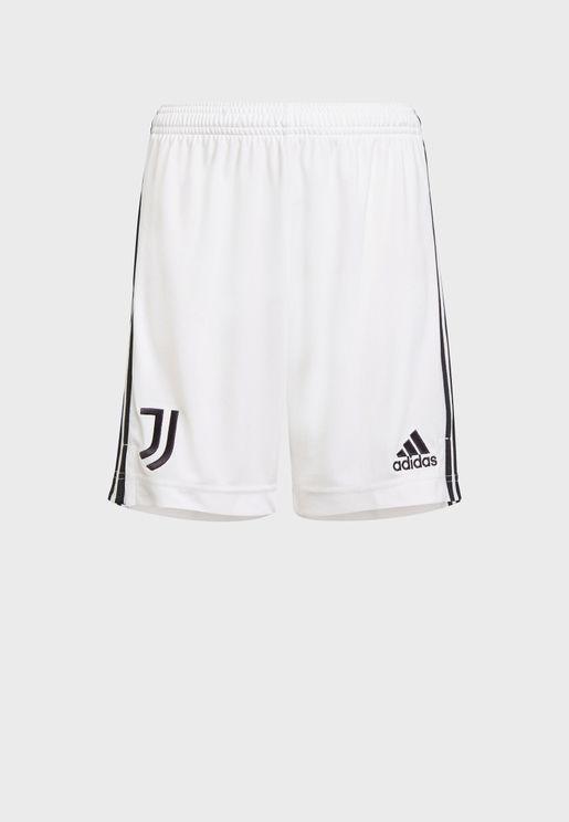 Youth Juventus Home Shorts