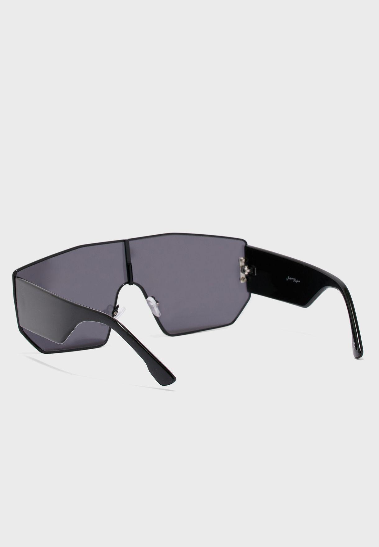 نظارة شمسية بوسادات سيليكون