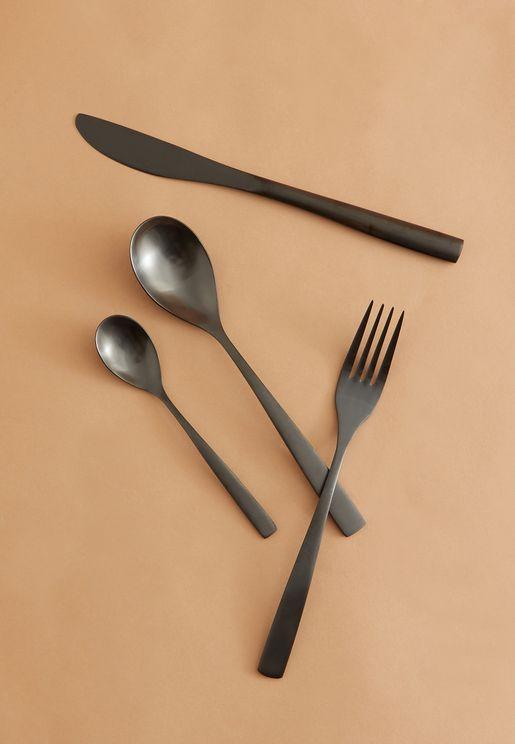 طقم ادوات مائدة 4 قطع