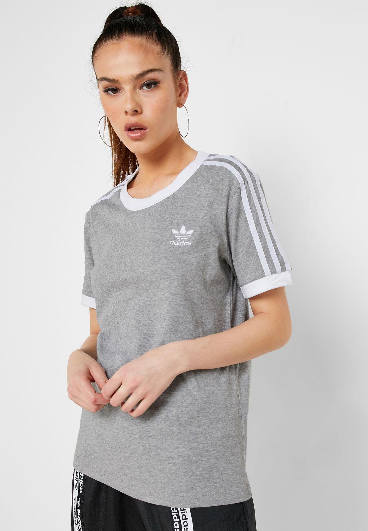 3 Stripes Adicolor Casual Women's T-Shirt