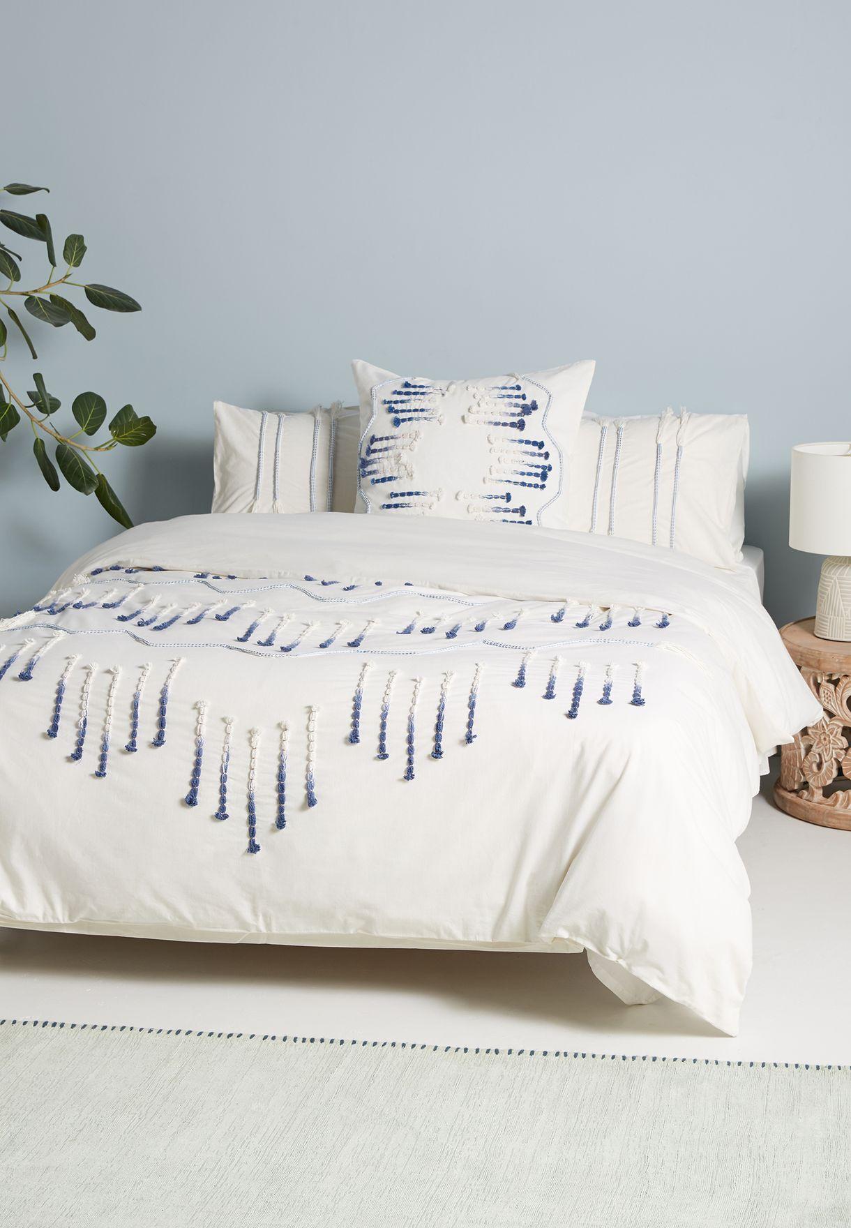 غطاء سرير