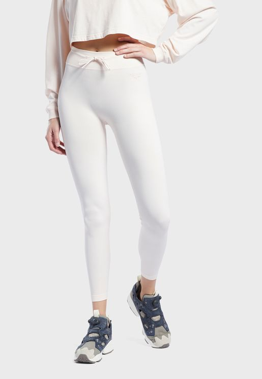 Classics Wardrobe Ribbed Leggings