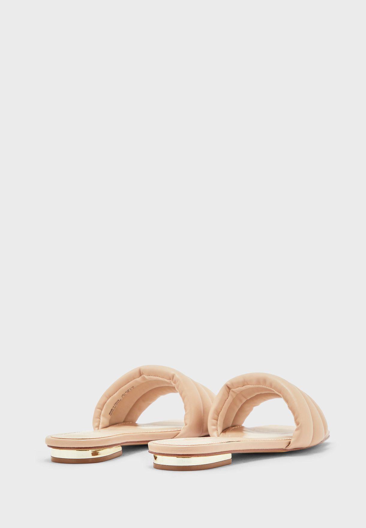 Goani  Low Heel Sandal