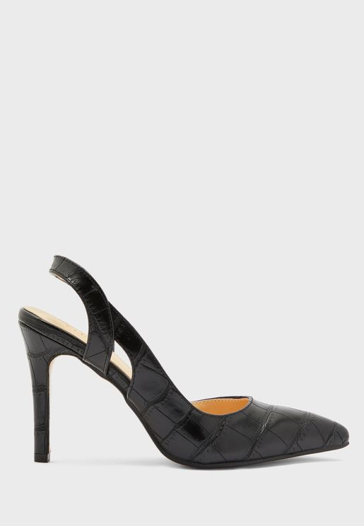 Slingback Pumps