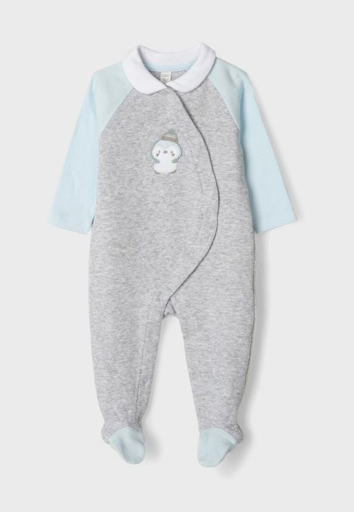 Infant Little Penguin Onesie