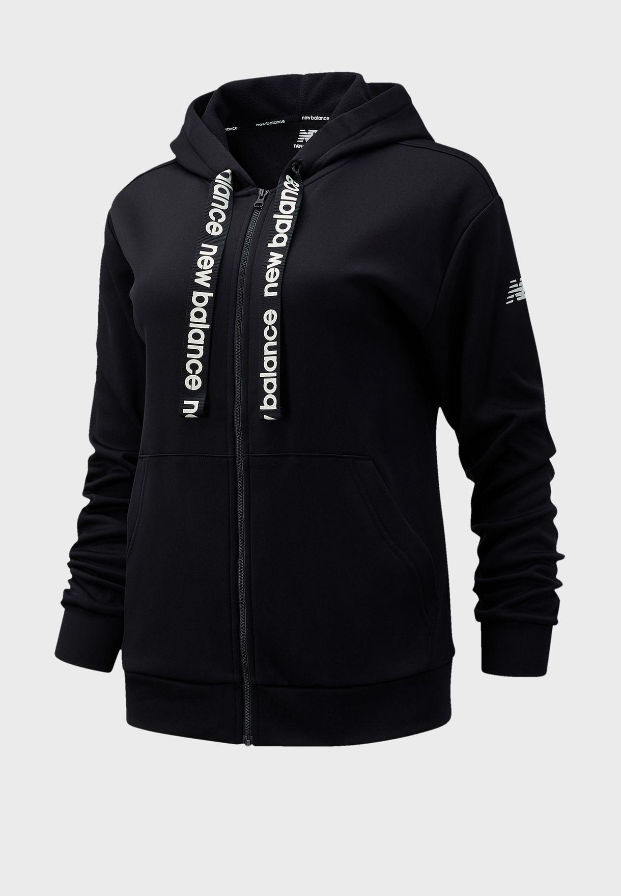 Relentless Performance Fleece Track Jacket