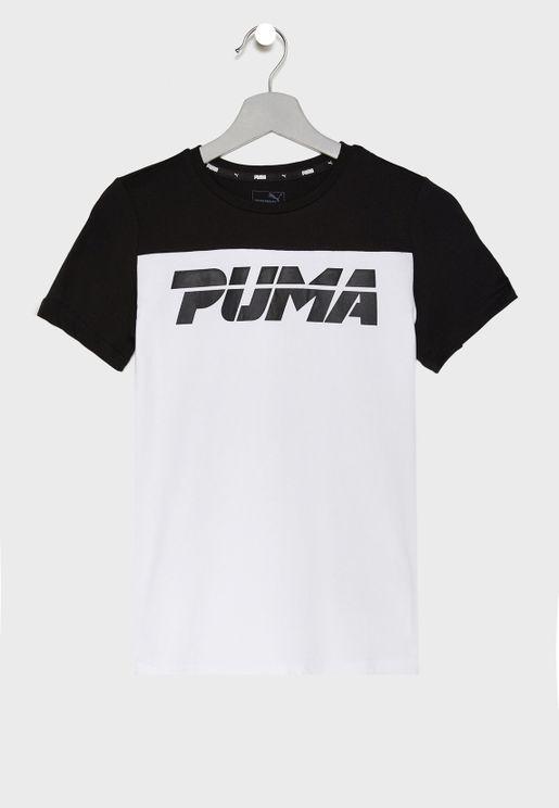 Kids Alpha Trend T-Shirt