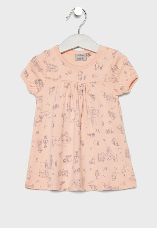 Infant Winnie the Pooh Dress