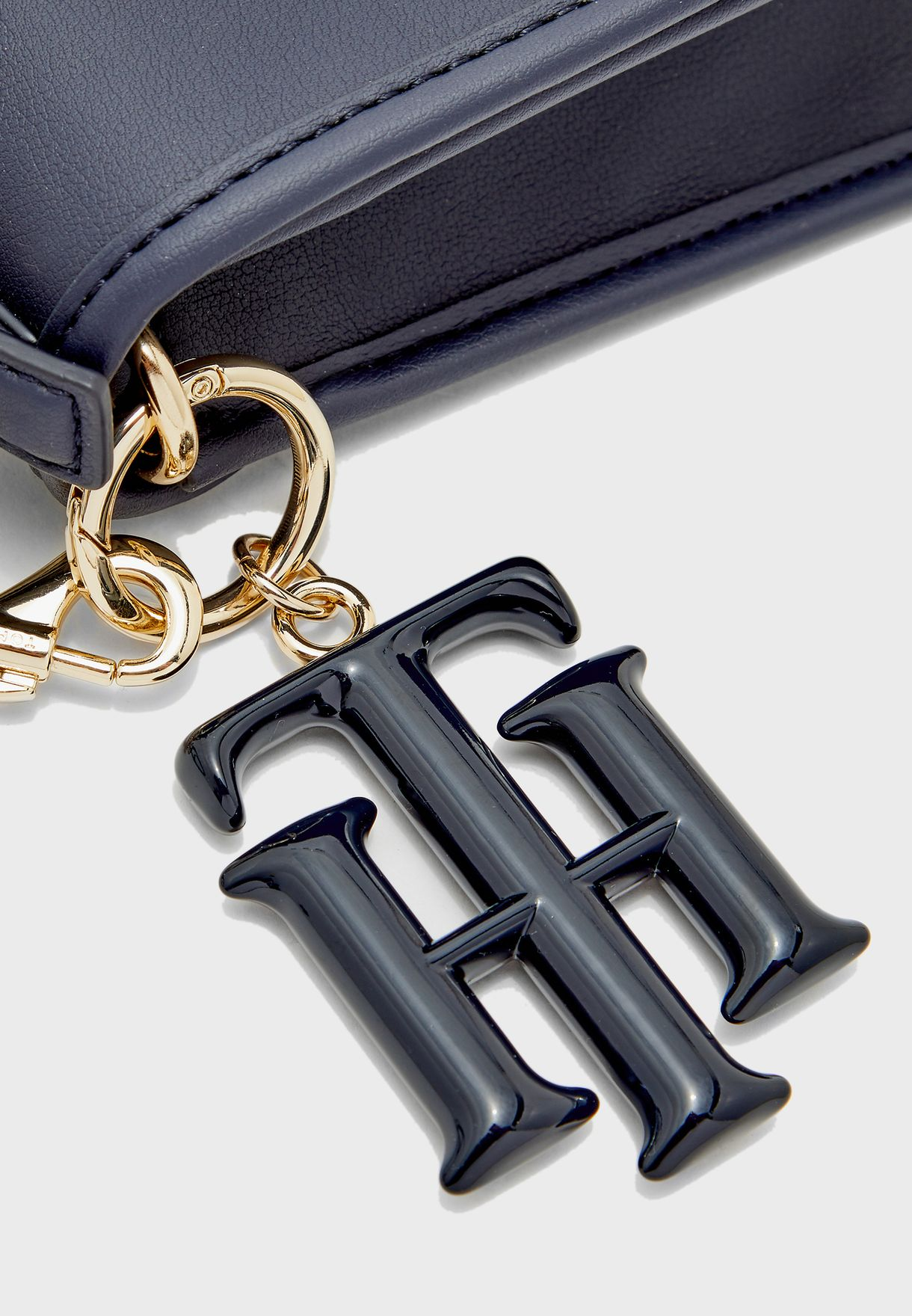 Chic Flap Over Belted Crossbody