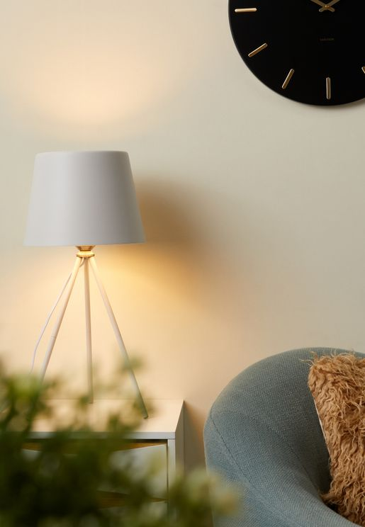 White Classy Table Lamp