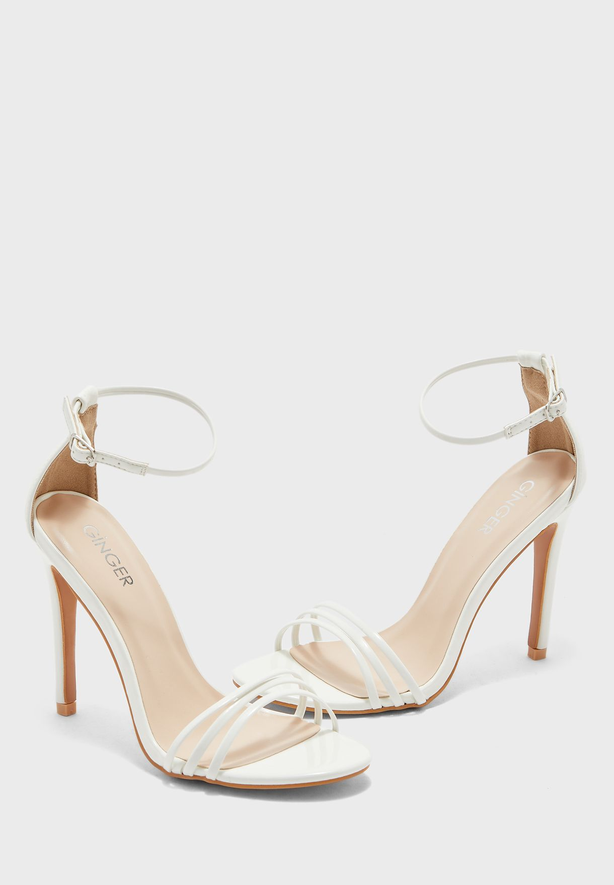 Strappy Barely There Sandal