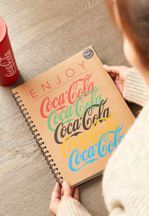 A4 Enjoy Campus Notebook