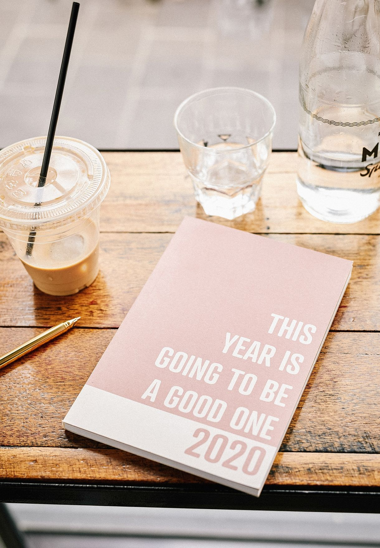 2020 A5 Recycled Weekly Notebook
