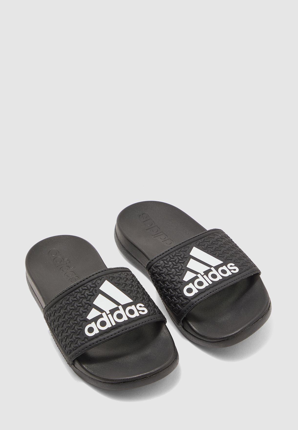 new product 8005e f502d Kids Adilette Comfort Slides