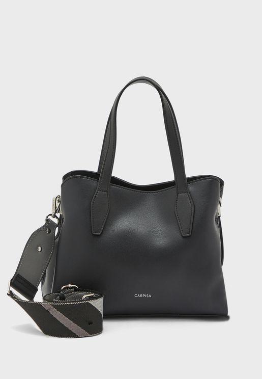 Top Handle Tote