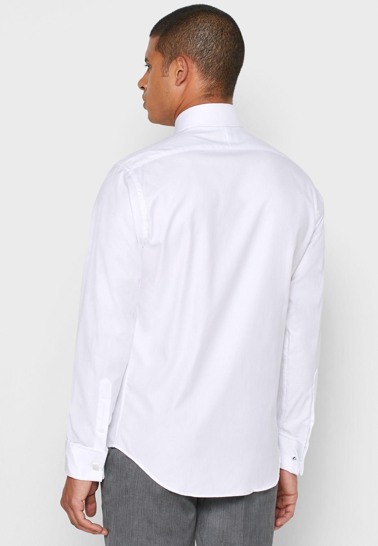 قميص باساور مزدوجة