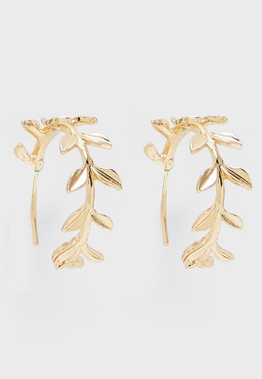 Cora Hoop Earrings