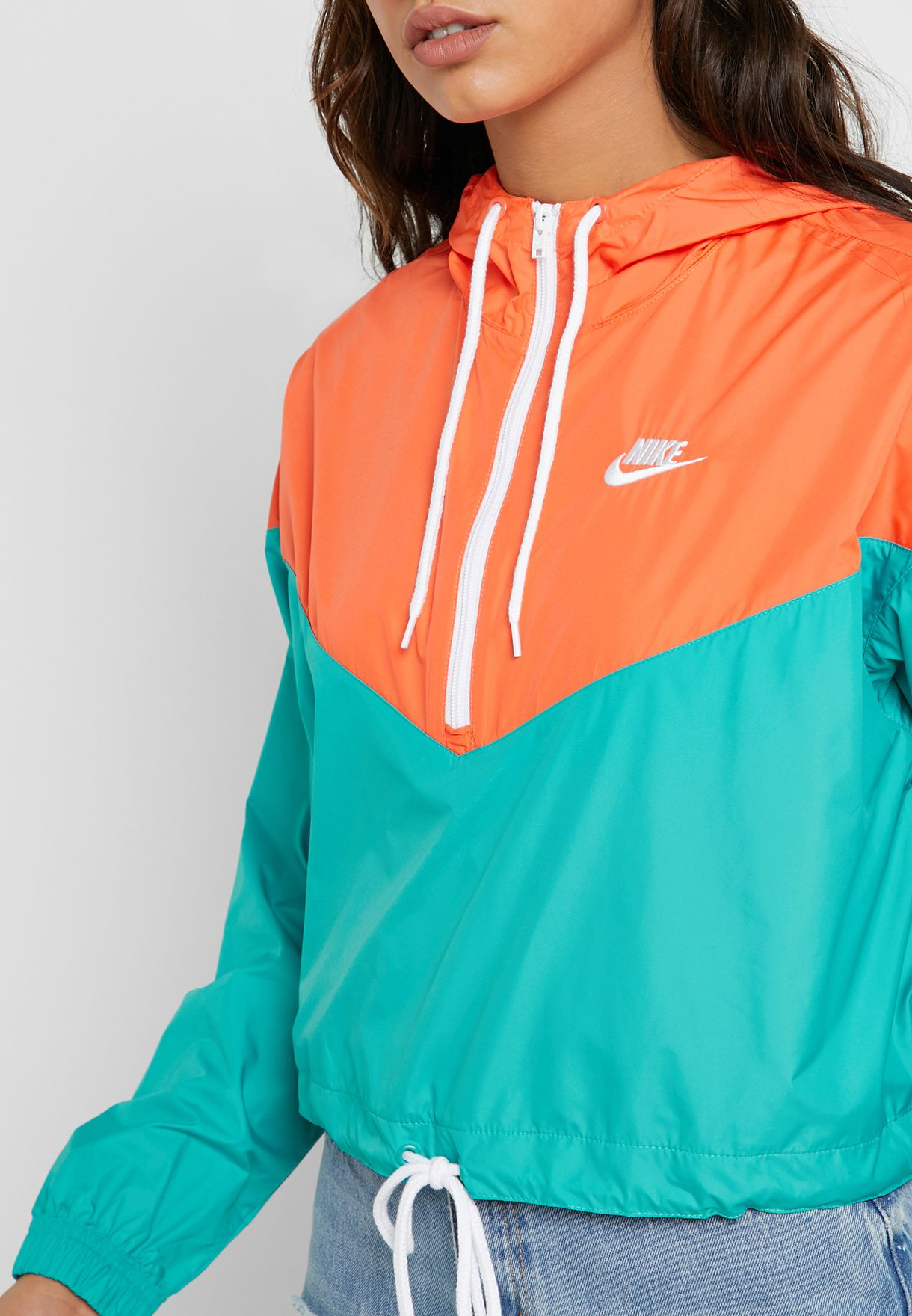 Heritage Windbreaker Jacket
