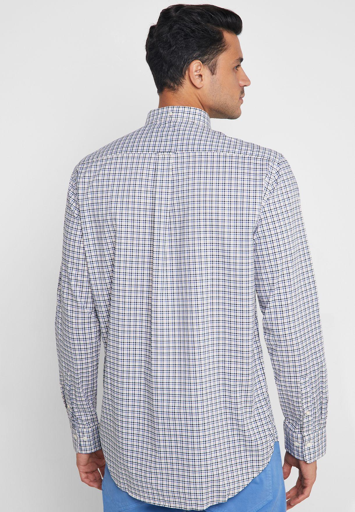 قميص (غينغهام)