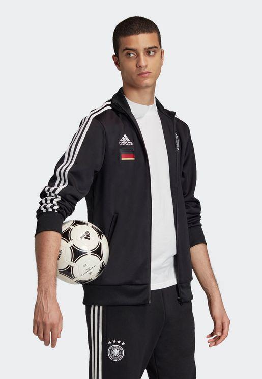 Germany 3 Stripe Track Jacket