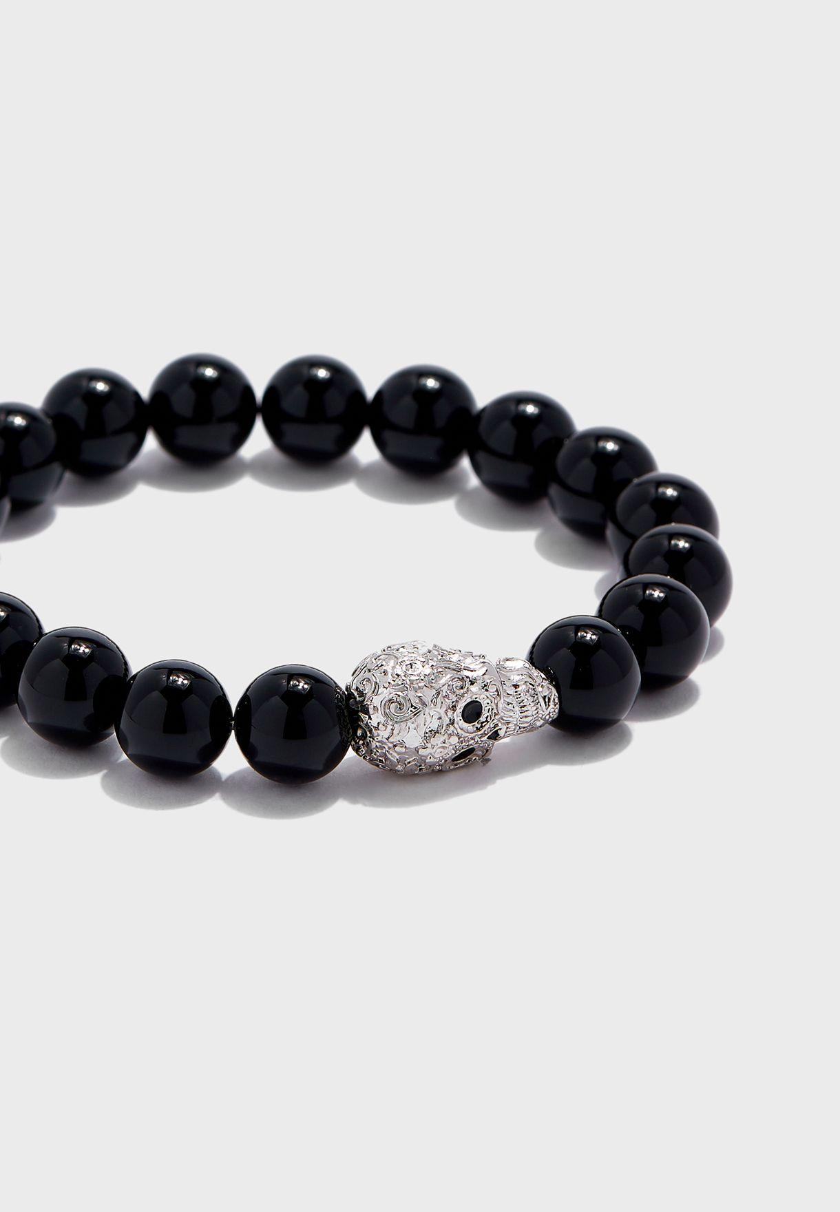 Calavera Skull Bracelet