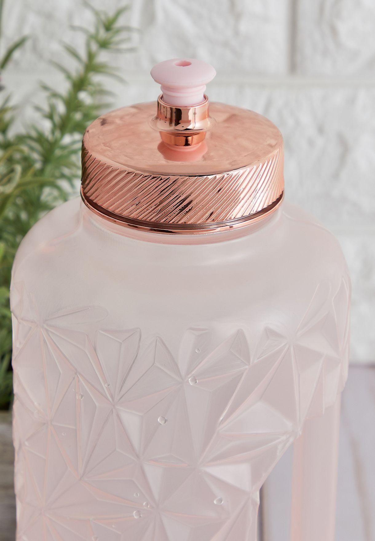 Faceted Drink Bottle 1.8L