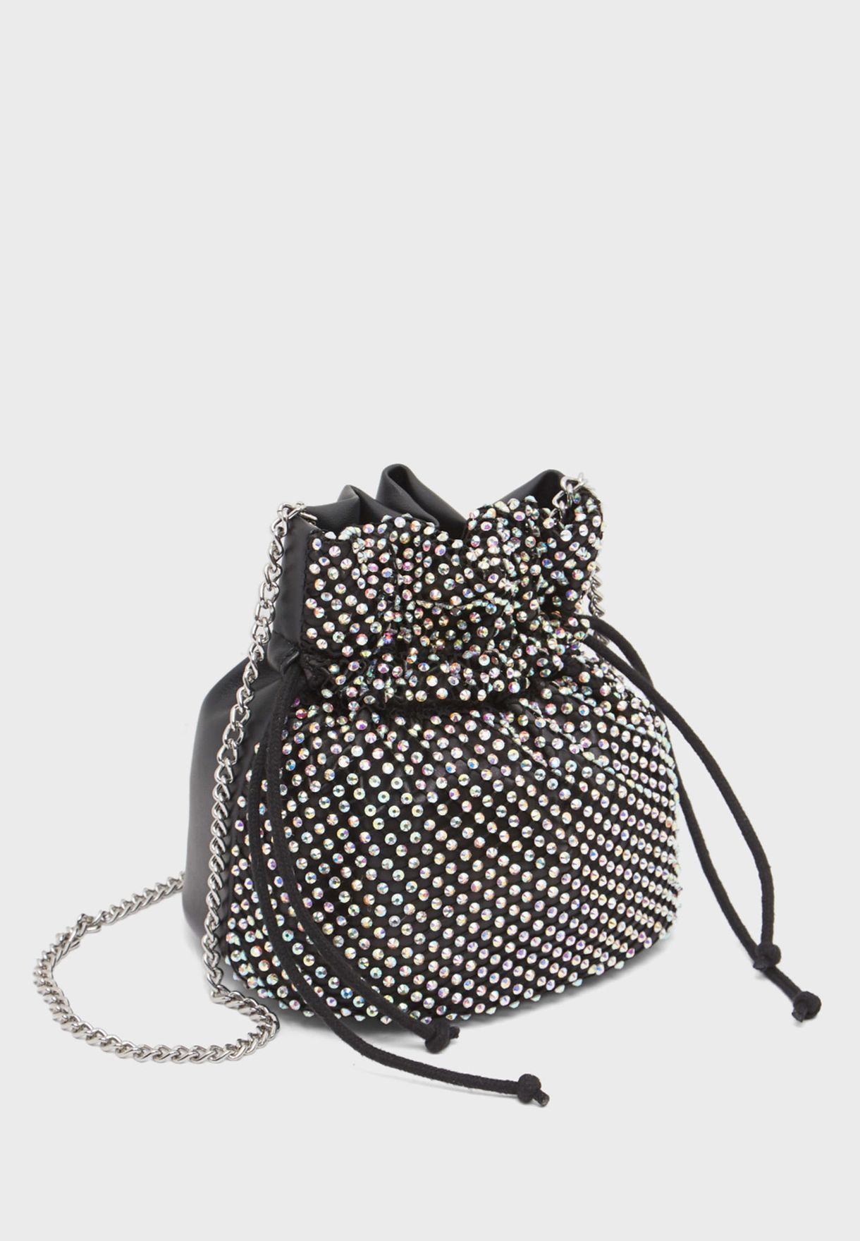 Lace Detail Hobo
