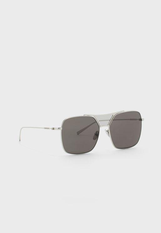 نظارة شمسية بعدسات مربعة CK20100S