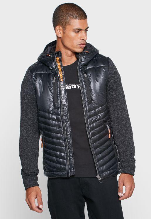 Storm Hybrid Padded Jacket