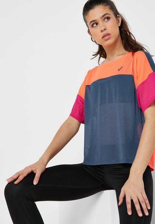 Style Colour Block T-Shirt