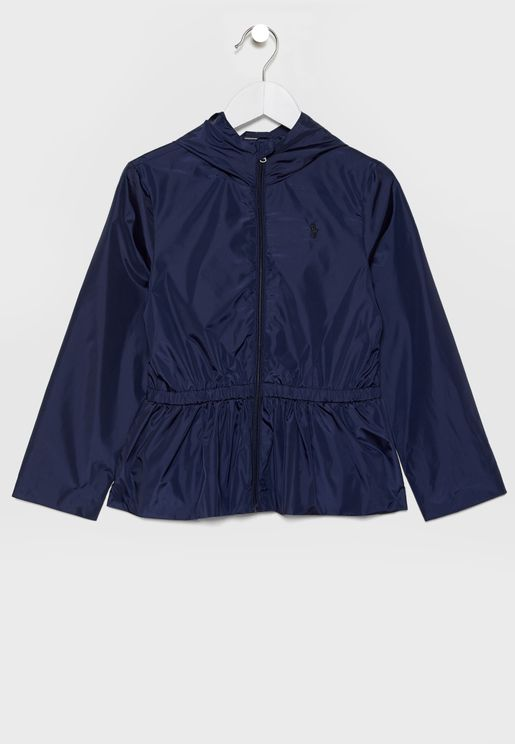 Kids Windrunner Jacket