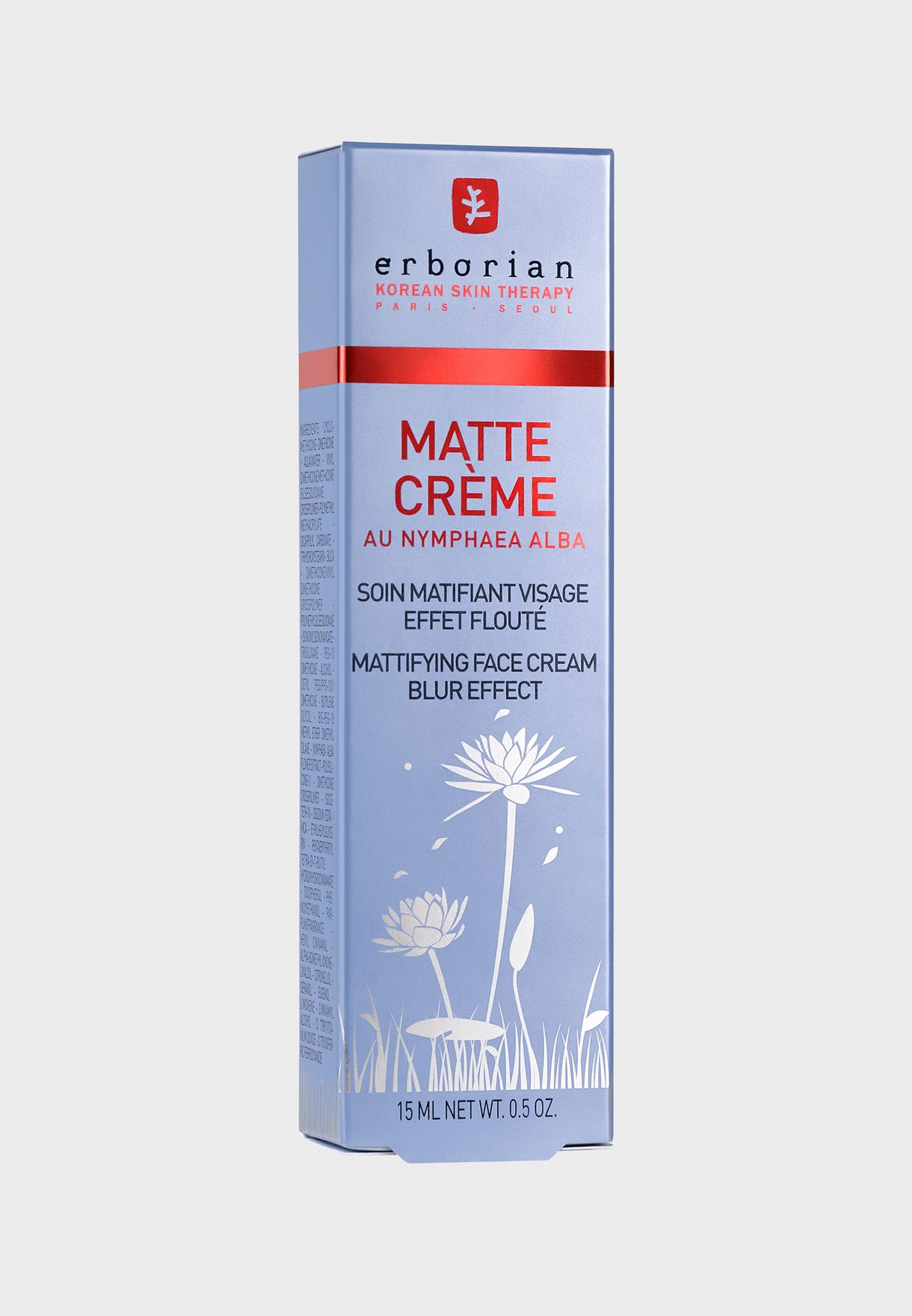 Matte Face Cream 15ml