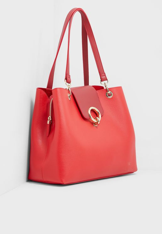 Ring Accent Shopper