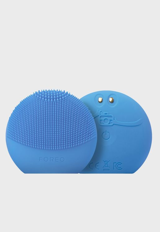 LUNA Fofo Facial Cleansing Brush - Aquamarine